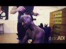 Нанесение грима для съёмки Ракка Rakka первой короткометражки от Oats Studios режиссёра Нила Бломкампа
