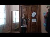 Екатерина Медведедева , цветик- семицветик (репетиция.живой звук)