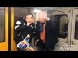 Звезды викторин в метро