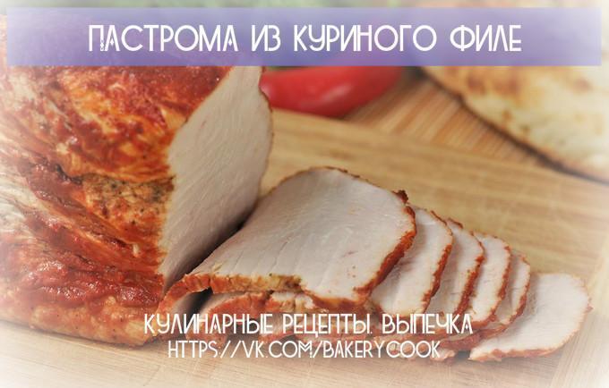 Рецепты на каждый день из куриного филе