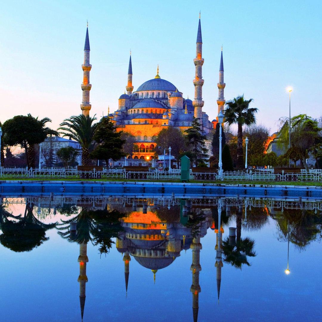 18.12.2016, Турция - Стамбул 5 ночей.
