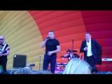 Концерт группы Сборная Союза в Устюжне на день молодёжи 24.06.207 год !!!