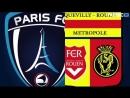 Paris FC - QRM : RDV vendredi à Charléty