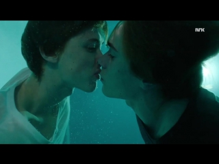 skam | evak swimming pool scene | 3x04