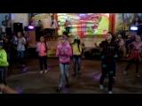 Танцевальная лихорадка 5 отряд (отбор)