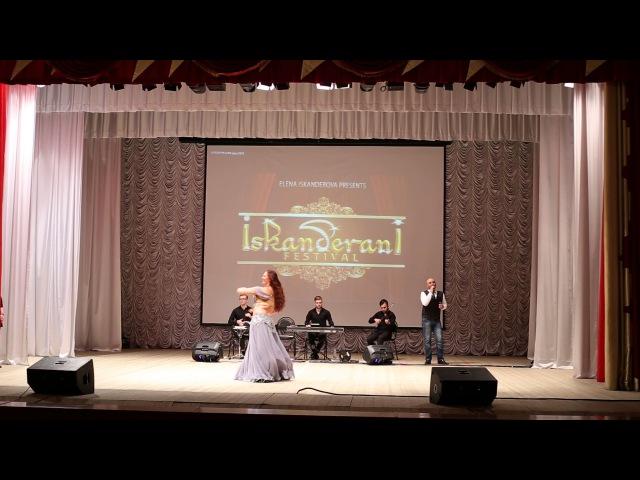 Мария Чумина baladitahtil shibak номинация Королева Iskanderani festival Часть2