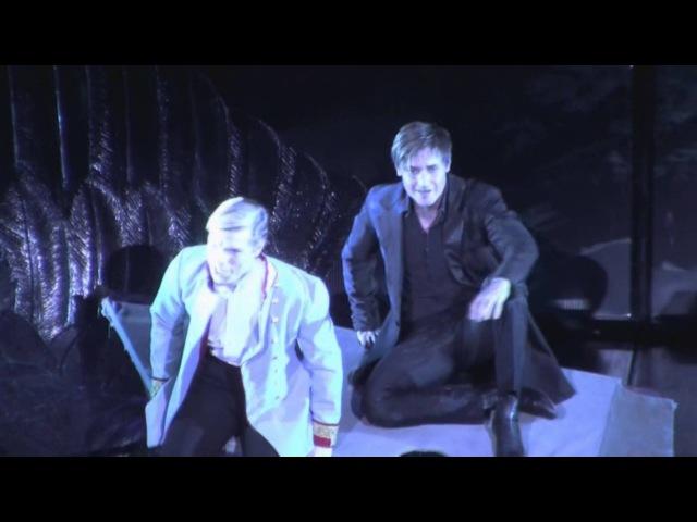 Elisabeth Köln Tournee 2011 Rastlose Jahre Die Schatten werden länger Ensemble