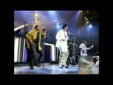 THE JACKSONS &amp N'SYNC - DANCING MACHINE ( LIVE MADISON SQUARE GARDEN 10012001 )