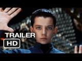 Ender's Game Official Trailer #1 (2013) - Harrison Ford Movie HD