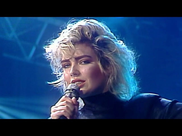 Kim Wilde - You Keep Me Hanging On Peter's Pop Show
