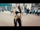 Shredded With Adam Saaks Designs Cat Suit in Buckingham Palace, London - Using Ypinion