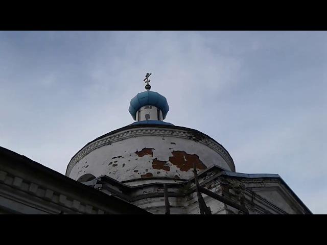 Тайны Успенской церкви в Марёве от МарёвоЛьва