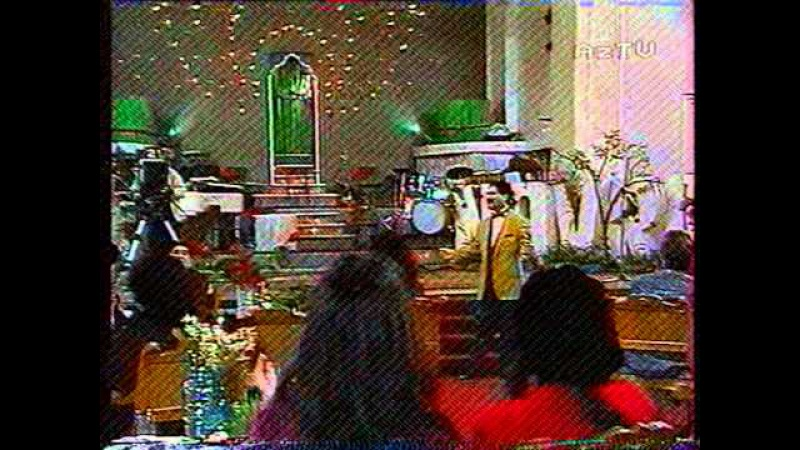 Ağadadaş Ağayev Qiyamətdir Allah Allah AzTV nin 1995 ci il Novruz şənliyi