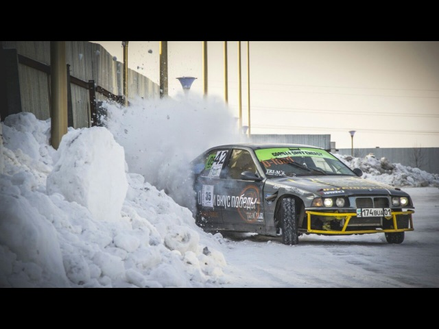 Racing Life In Astana - Winter Tulpar[MarselProductions]
