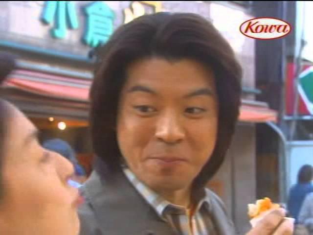 Kowa キャべジンコーワS CM(2005年)上川隆也