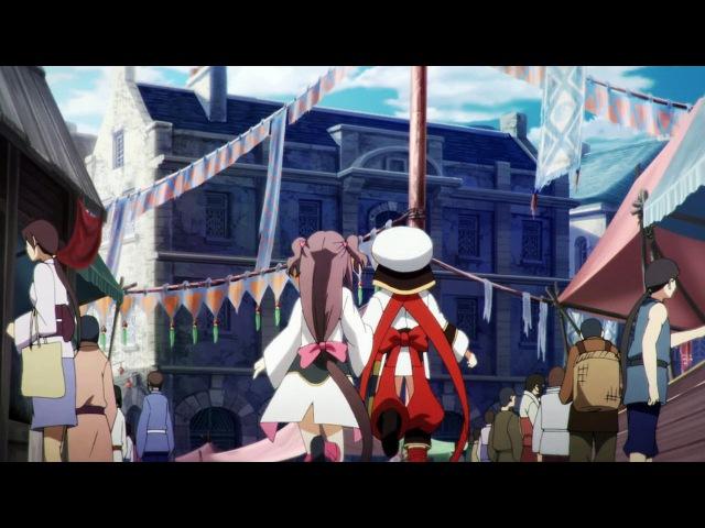 [HD]Война Красного Дракона/Chaos Dragon: Sekiryuu Seneki - 01 [rus_sub] - Видео Dailymotion