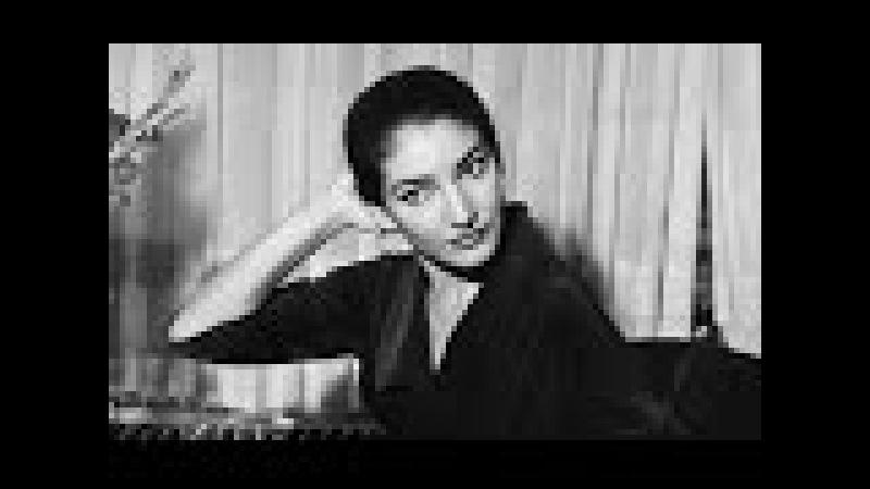 Мария Каллас: Божественная - Портрет / Maria Callas: La Divina - A Portrait