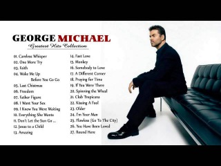 George Michael Greatest Hits - The Best Of George Michael