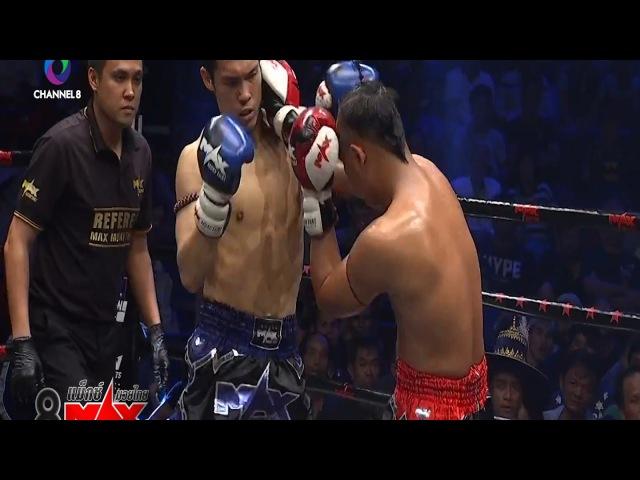7. Shotaro Sato (Япония) vs. Jomhod Sitjameaw (Таиланд)