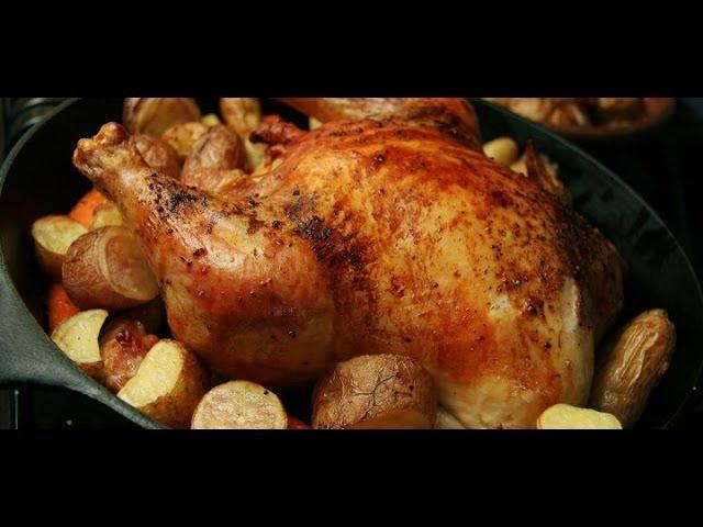 Как правильно приготовить вкуснейшую курицу в мультиварке с картошкой Пальчики оближешь