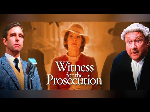 Свидетель обвинения. Детктив по роману А. Кристи. Знаменитый адвокат спасает Лео...