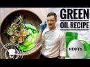 Зелёное масло Изумрудная нефть Рецепт slava cook