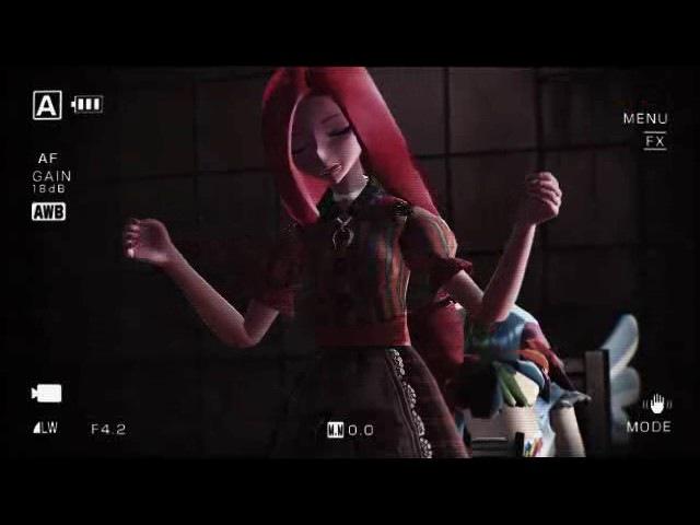 [MMD x MLP] Pinkamena-Secret [DL||]
