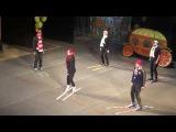 Танец учителей физкультуры