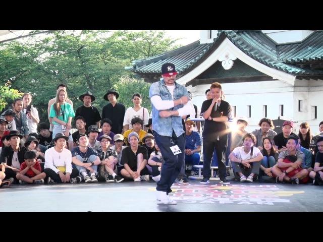 Red Bull BC One Camp Japan 2017 (SAMURAI WORLD FINAL) - Mr. Wiggles