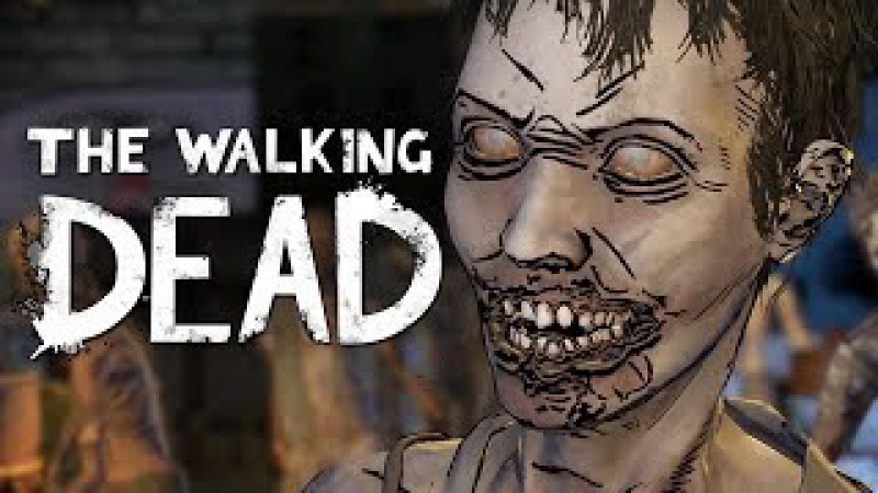 КРОВЬ КИШКИ ФИНАЛ! - The Walking Dead — A New Frontier (Ep.5)