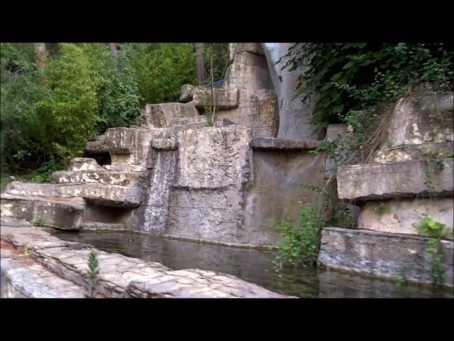 Заброшенный Natureland Eco Park Часть 1 2015 год