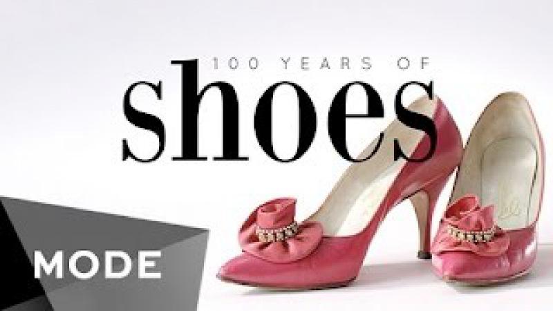 100 Years of Fashion Heels ★ Glam.com