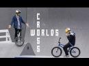 CROSS WORLDS: Russia's best in BMX