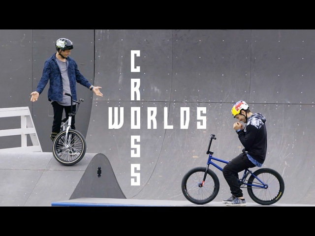CROSS WORLDS Russias best in BMX