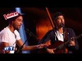 David Guetta et Nicki Minaj Hey Mama Twins Phoenix The Voice France 2016 Blind Audition