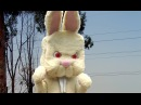 Bad Bunny (Heavy Metal Easter Bunny) Radioactive Chicken Heads music video