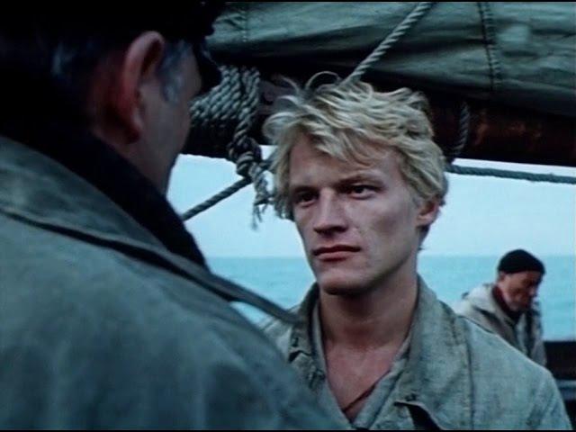 «Морской Волк», 1-я серия, Одесская киностудия, 1990