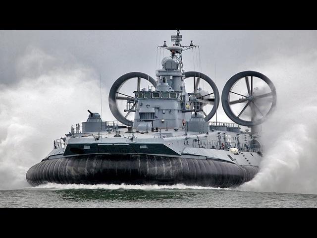 Русские не перестают удивлять своими изобретениями ЗУБР Самый самый большой де ...