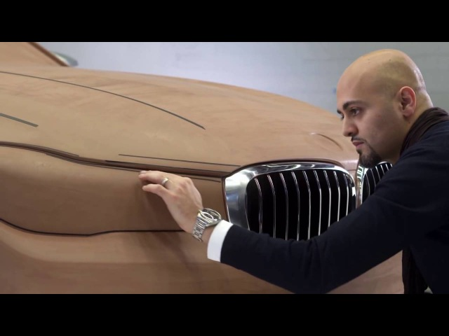 Design process of BMW 7 series