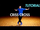 How to do the Criss Cross (Hip Hop Dance Moves Tutorial)  Mihran Kirakosian