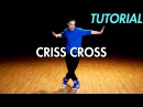 How to do the Criss Cross (Hip Hop Dance Moves Tutorial) | Mihran Kirakosian