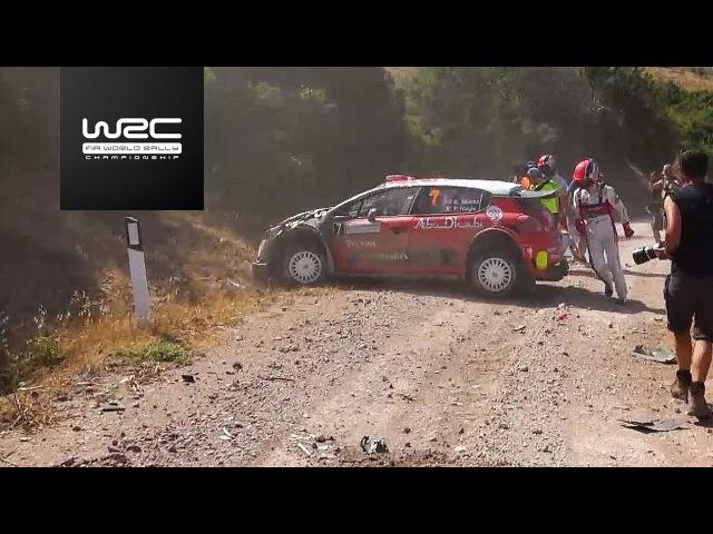 WRC 2017 07 Rally Italia Sardegna Top 5