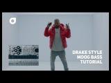 DrakeFuture style Moog bass tutorial