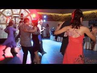 Групповой шоу-номер, аргентинское #танго.