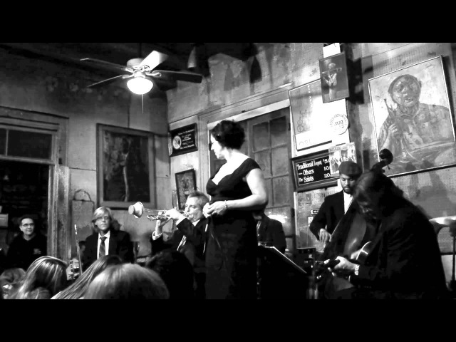 Ingrid Lucia at Preservation Hall All of Me