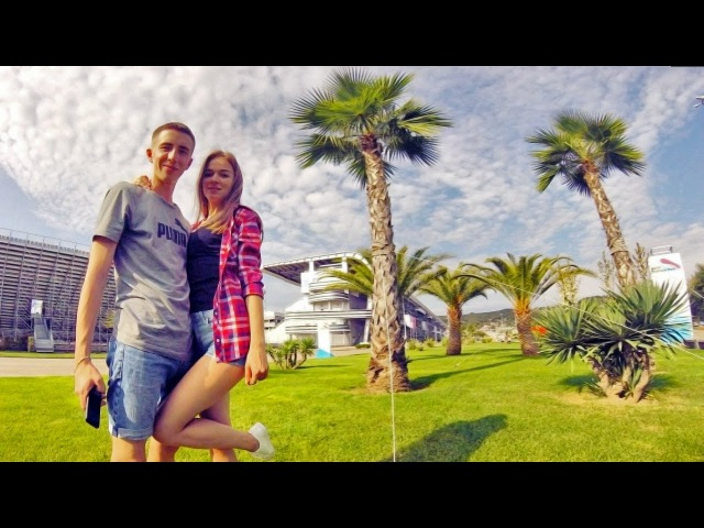 Trip SOCHI 2016 GoPro HERO 5 Session