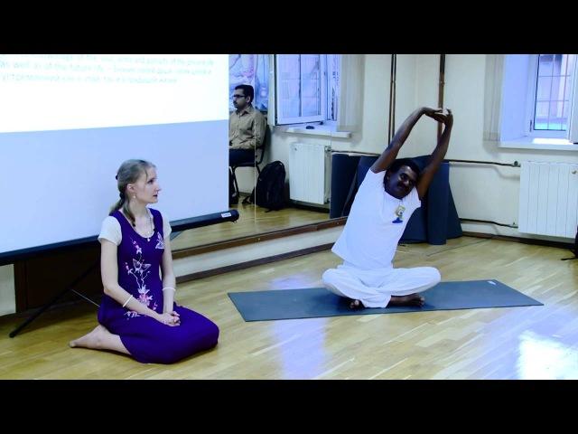 Терапевтическая йога ИЗБАВЛЯЕМСЯ ОТ СТРЕССА (видеоурок)