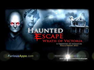 Haunted Escape: Wrath of Victoria Official Trailer (extended)