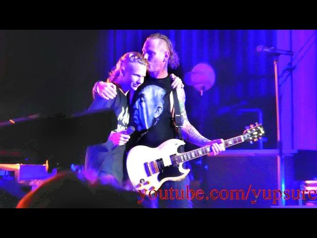 Stone Sour Song 3 (Corey Griffin Taylor On Vocals) PNC Bank Arts Center