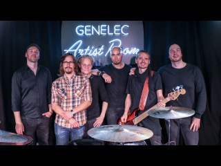 Poets of the Fall - Drama for Life - Genelec Music Channel